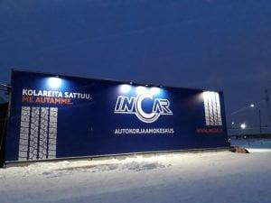 InCar Rovaniemi
