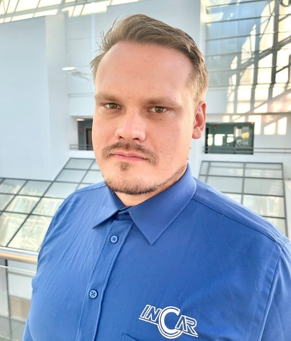 Jerry Linjamäki –InCar