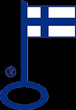 Avainlippu kertoo, että tuote on valmistettu tai palvelu on tuotettu Suomessa ja työllistää Suomessa.